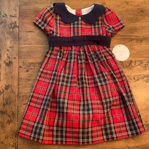 Edgehill Collection Plaid Dress (NWT)